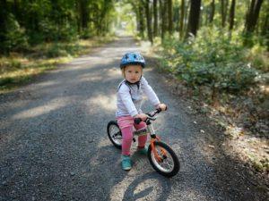 Yedoo naše cyklistka