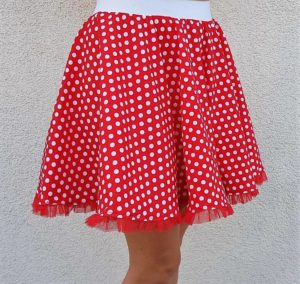 Dekorace Petra - sukně