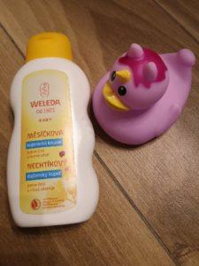 Weleda kojenecká koupel