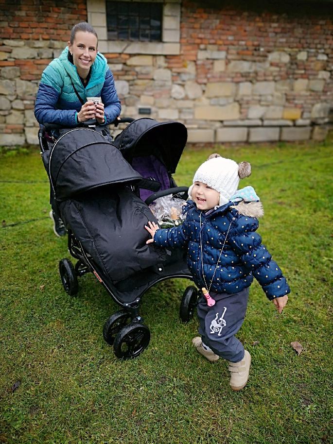Valco snap Duo s jedním dítětem